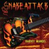 Harvey Mandel Snake Attack CD