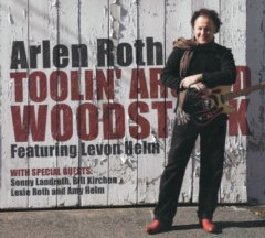 Toolin' Around Woodstock featuring Levon Helm CD/DVD Set
