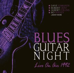 Blues Guitar Night Live On Air 1992 CD