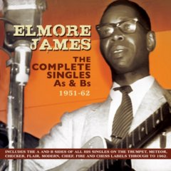 Elmore James The Complete Singles As & Bs 1951-62 2-CD Set