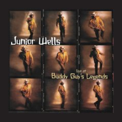 Junior Wells Live At Buddy Guy's Legends CD