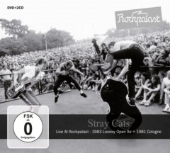Live At Rockpalast DVD/2CD