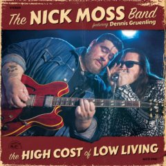 Nick Moss Band featuring Dennis Gruenling