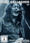 Rory Gallagher Young Fashioned Ways TV Broadcast 1975 DVD