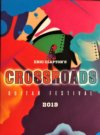 Eric Clapton's Crossroads Guitar Festival 2019 2-BLU-RAY Set