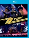 ZZ Top Live At Montreux BLU-RAY