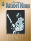 Albert King The Very Best Of Inst. BOOK