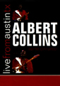 Albert Collins Live From Austin, TX DVD