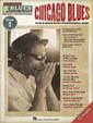 Chicago Blues Play-Along Instructional Book & CD