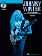Johnny Winter: Signature Licks Inst. Book & CD