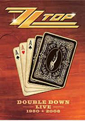 ZZ Top Double Down Live 1980 & 2008 2 DVD Set