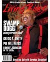 Living Blues Magazine Issue #230 Vol. 45, #2 April 2014