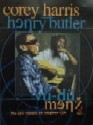 Corey Harris and Henry Butler poster