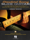 Standard Tuning Slide Guitar Instructional Book