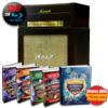Joe Bonamassa Tour de Force: Live In London BLU-RAY DELUXE 4-Disc BOX SET
