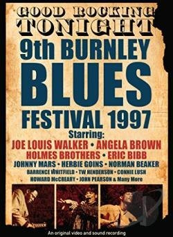 Good Rocking Tonight 9th Burnley Blues Festival 1997 DVD