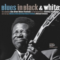 Blues In Black & White - BOOK