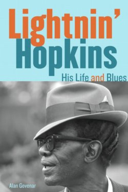 Lightnin' Hopkins His Life And Blues BOOK