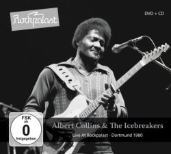 Albert Collins & The Icebreakers - Live At Rockpalast DVD/2-CD Set