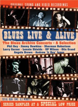 Blues Live & Alive DVD