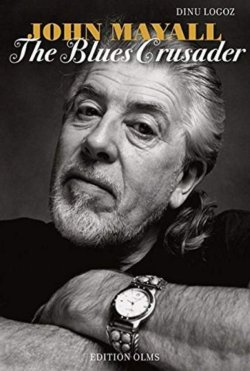 John Mayall The Blues Crusader BOOK