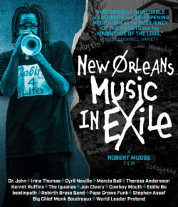 New Orleans Music In Exile BLU-RAY