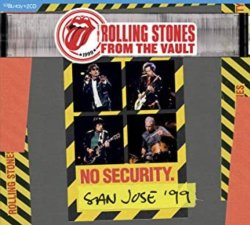 Rolling Stones - No Security San Jose '99 Blu-Ray