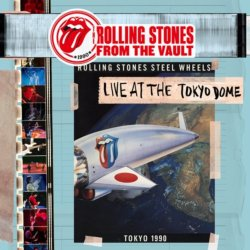 Rolling Stones From The Vault Steel Wheels Live At The Tokyo Dome BLU RAY/2 CD Set