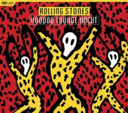 Rolling Stones - Voodoo Lounge Uncut DVD/2CD Set