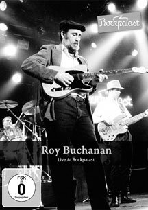 Roy Buchanan Live At Rockpalast DVD/CD Pack