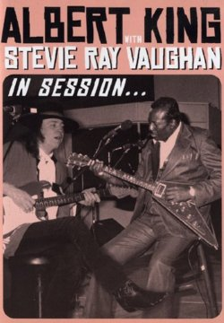 Albert King W/Stevie Ray Vaughan In Session DVD