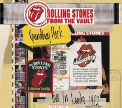 Rolling Stones From The Vault Live In Leeds 1982 DVD/2CD Set