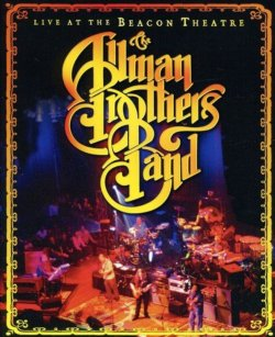 Allman Brothers Band Live At The Beacon Theatre DVD