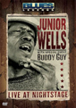 Junior Wells Live At Nightstage DVD