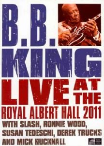 B.B. King Live At The Royal Albert Hall 2011 DVD