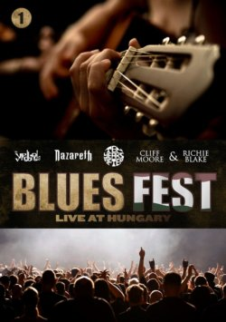 Blues Fest Live In Hungary DVD