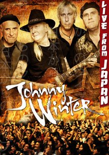 Johnny Winter Live From Japan DVD