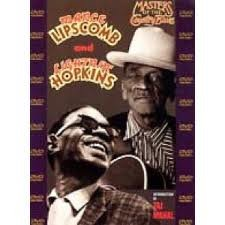 Mance Lipscomb/Lightnin' Hopkins Masters Of The Country Blues