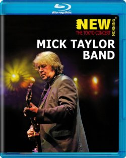 Mick Taylor Band New Morning BLU-RAY