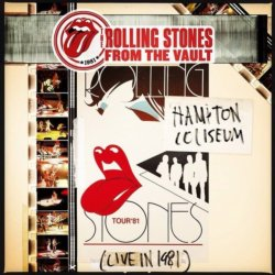 Rolling Stones From The Vault Hampton Coliseum (Live In 1981) DVD/2CD