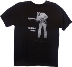 Albert King T-shirt