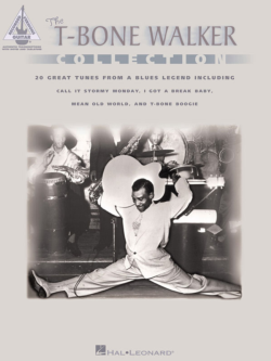 T-Bone Walker The Collection Inst. BOOK