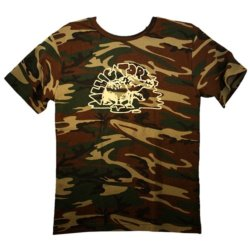 Alligator Camouflage T-shirt