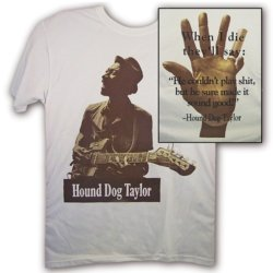 Commemorative Hound Dog Taylor Tee