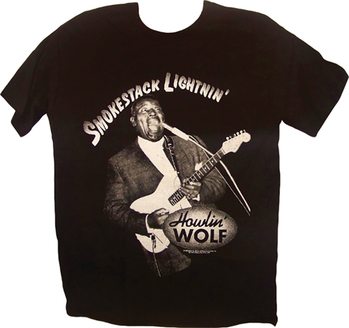 Howlin' Wolf Smokestack Lightnin' Volume 1